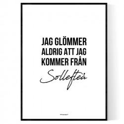 Från Sollefteå