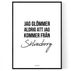 Från Sölvesborg