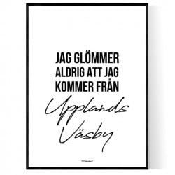 Från Upplands Väsby