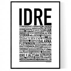 Idre Poster