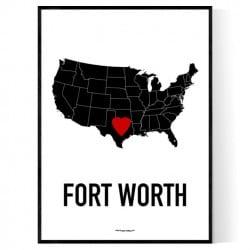 Heart Fort Worth