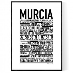 Murcia Poster