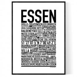 Essen Poster