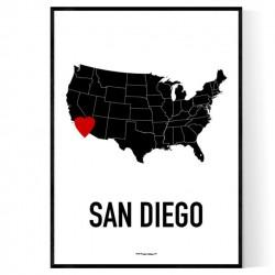 Heart San Diego