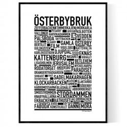 Österbybruk Poster