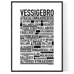 Vessigebro Poster