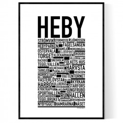 Heby Poster