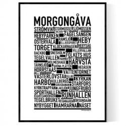 Morgongåva Poster