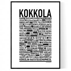 Kokkola Poster