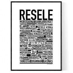 Resele Poster