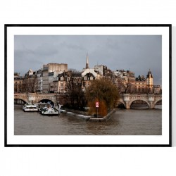 Pont Neuf Winter