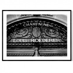 Louis Roederer Poster