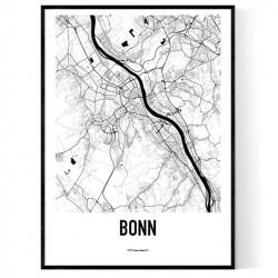 Bonn Karta Poster