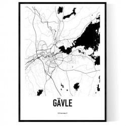 Gävle Karta 2
