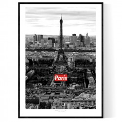 Sup Paris Poster
