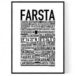 Farsta Poster