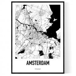 Amsterdam Metro Karta