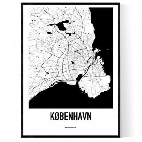 Köpenhamn Metro Karta