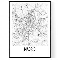 Madrid Metro Karta