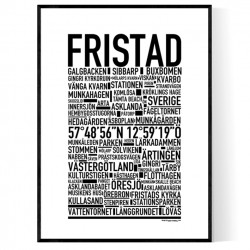 Fristad Poster