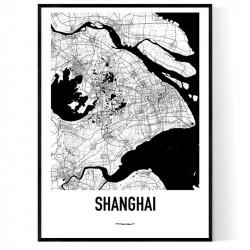 Shanghai Metro Karta Poster