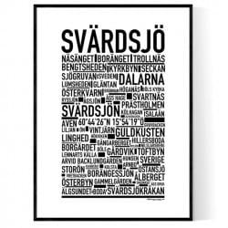 Svärdsjö Poster