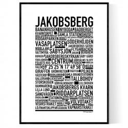Jakobsberg Poster