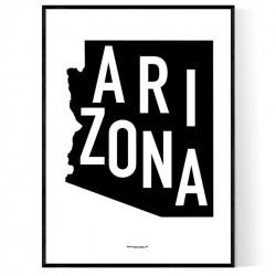 State Of Arizona Poster