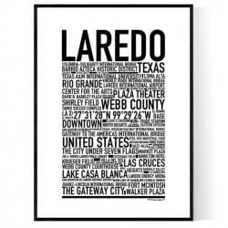 Laredo Poster