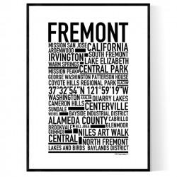 Fremont Poster