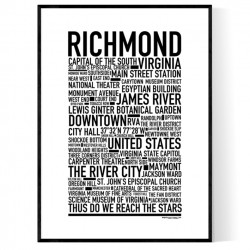 Richmond VA Poster