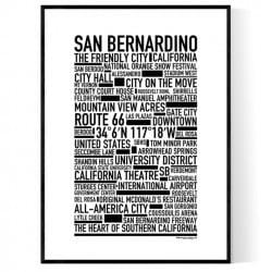 San Bernardino Poster