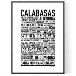 Calabasas Poster