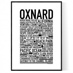 Oxnard Poster