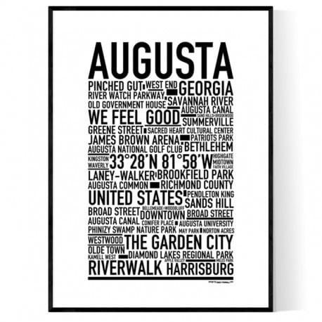 Augusta Poster