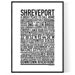 Shreveport Poster