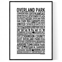 Overland Park Poster