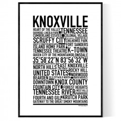 Knoxville Poster