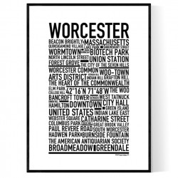 Worcester Poster