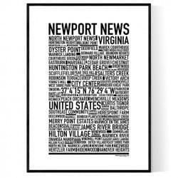 Newport News Poster