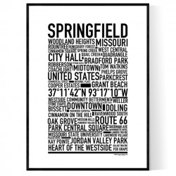 Springfield MO Poster