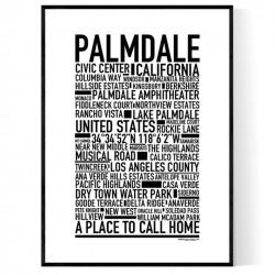 Palmdale Poster