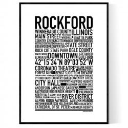 Rockford Poster