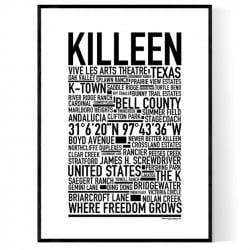 Killeen Poster
