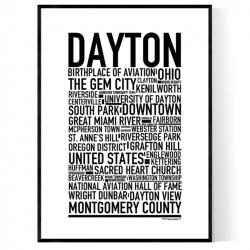 Dayton Poster
