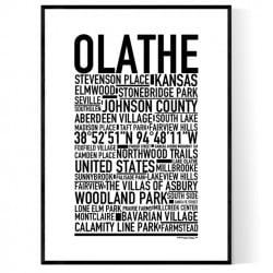 Olathe Poster