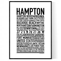 Hampton Poster