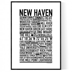 New Haven Poster