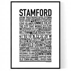 Stamford Poster