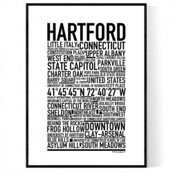 Hartford Poster